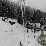 Winter over Fuchsmichelhof